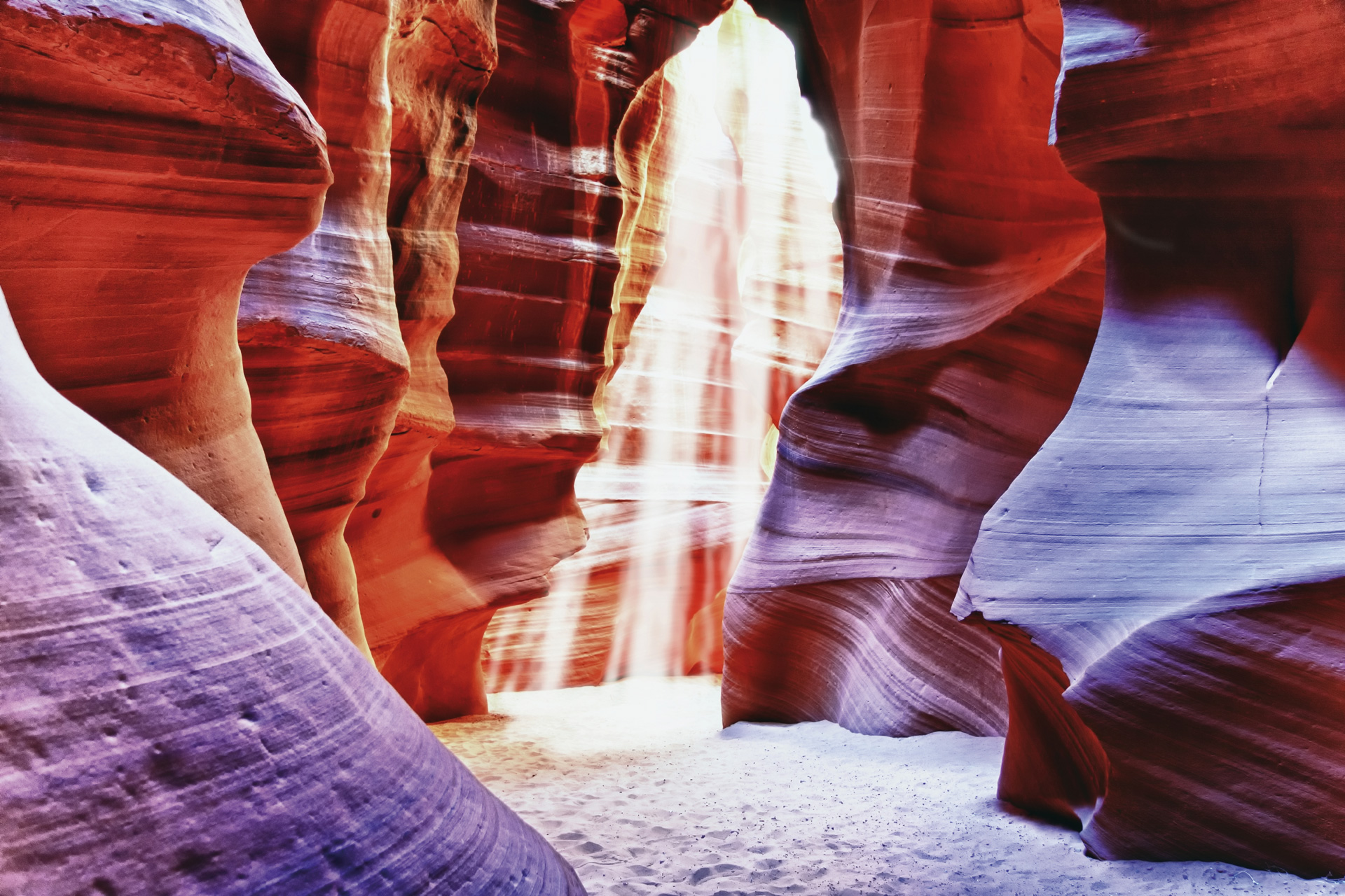 Antelope Canyon, USA