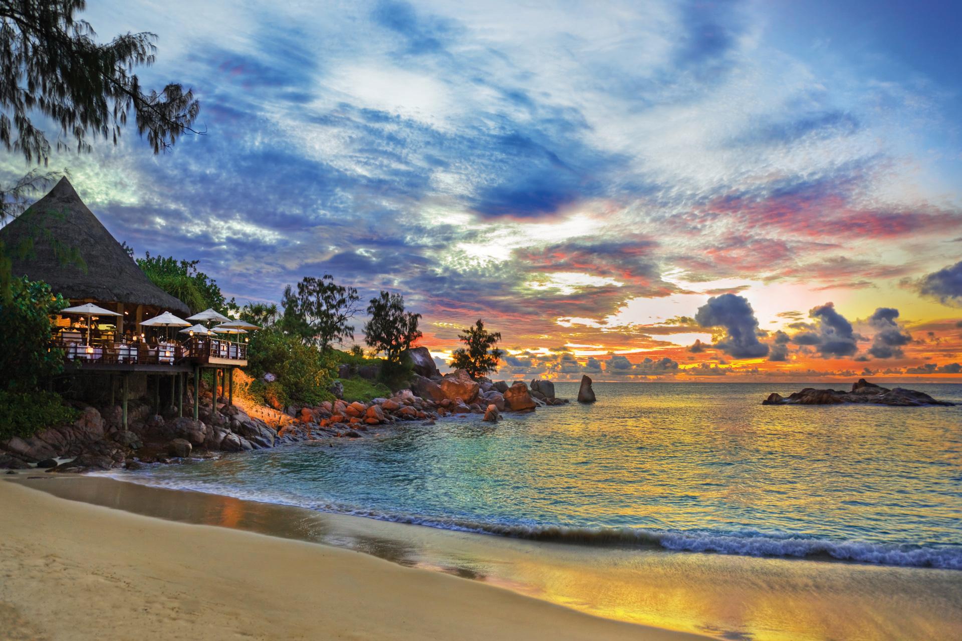 Sonnenuntergang, Thailand