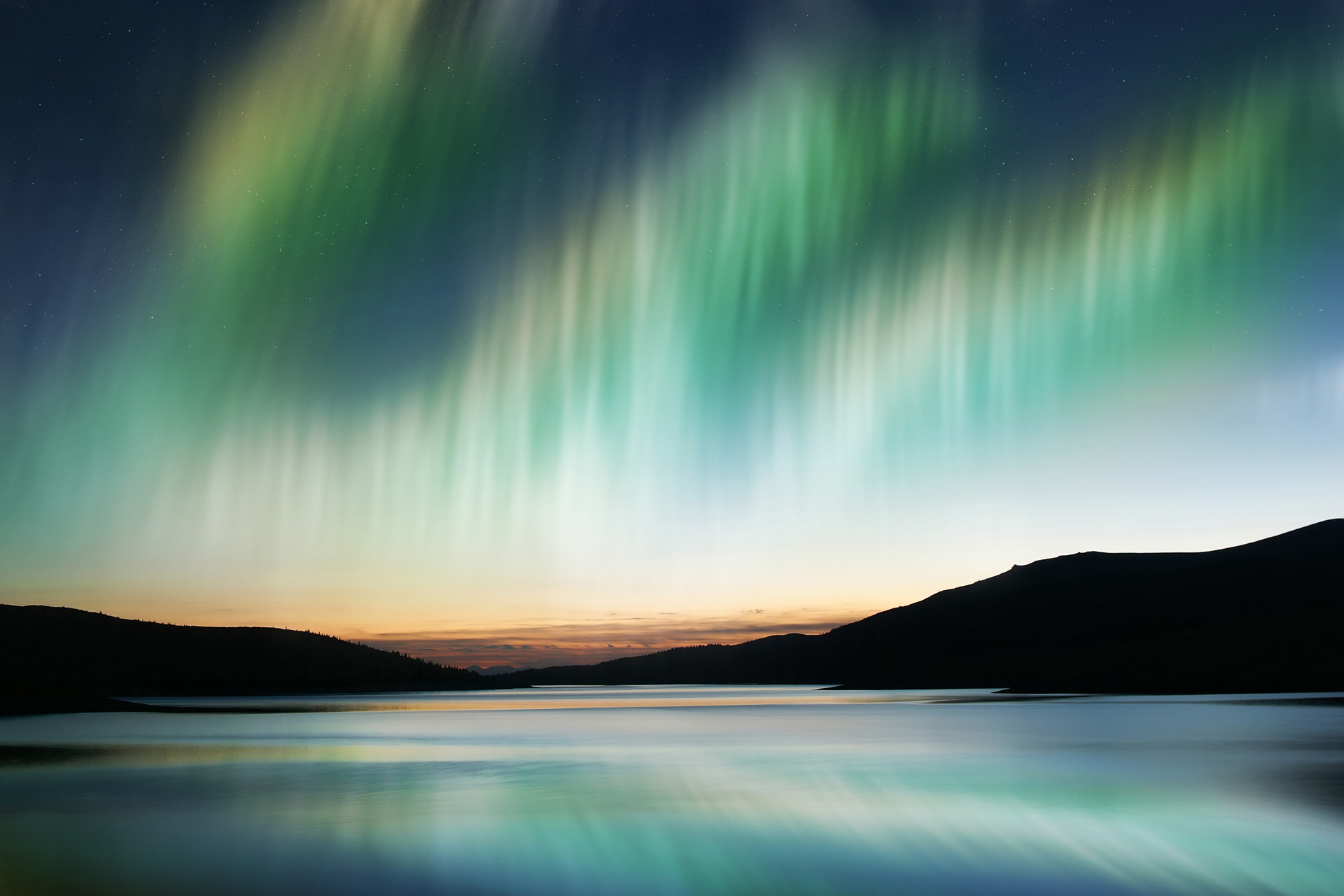 Nordlichter, Norwegen
